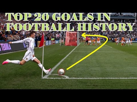 Top 20 goals in football history .||EVER||
