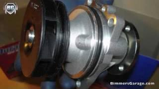 BMW WaterPump : OLD - NEW Diagnosis /// 330i (E46)