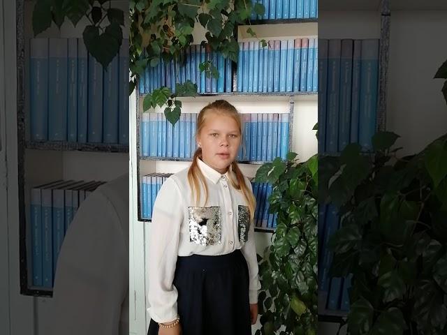 Безверхая Ольга читает произведение «Призраки» (Бунин Иван Алексеевич)