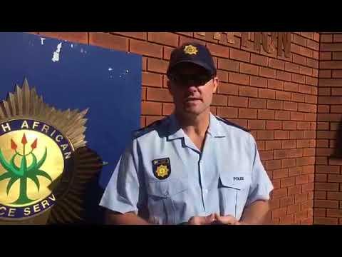 Captain Dave Miller - Lyttelton Police