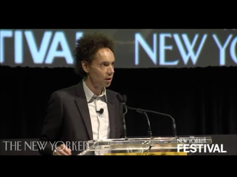Malcolm Gladwell on The Virtues of Obnoxiousness – The New Yorker Festival