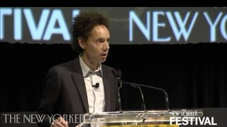 Malcolm Gladwell on The Virtues of Obnoxiousness - The New Yorker Festival