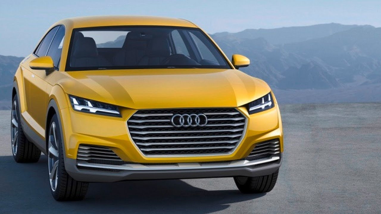 Amazing 2018 Audi Q4 Suv Price And Review Furious Cars Youtube