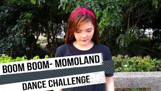 BoomBoom - Momoland Dance Challenge
