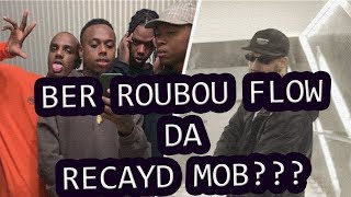 Ber Cartel copia Flow do Derek/Recayd Mob? Plaqtudum.