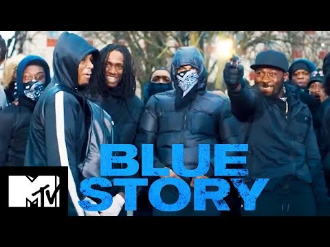 Blue Story - World Exclusive Clip + Trailer | MTV Movies