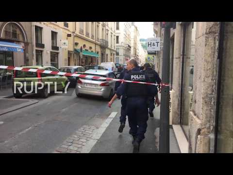 France: At least 8 injured following blast in central Lyon - reports