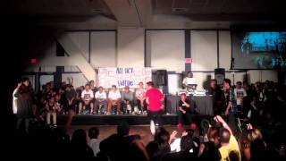 All-uci Battle 2 - Prelims (kimchi Fried Dumplings Vs. Eight Equal Sign Equal Sign Dee)