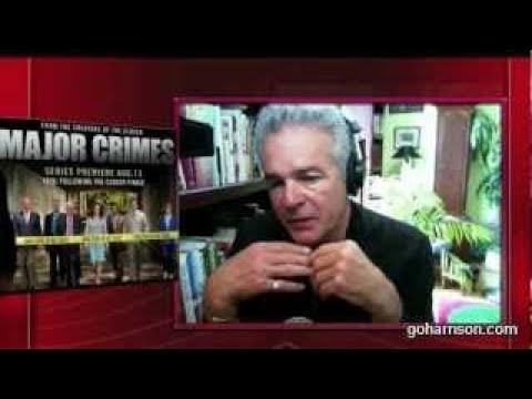 Tony Denison of Criminal Minds/Major Crimes