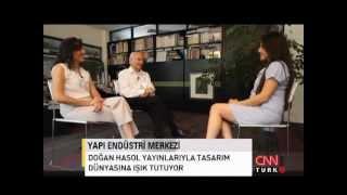 HAS Mimarlık, Doğan Hasol ve Ayşe Hasol Erktin / Tasarım Her Yerde, Temmuz 2012