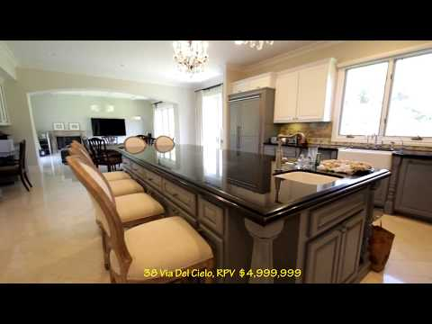 Palos Verdes Houses for Sale Virtual Tour on 10.10.17