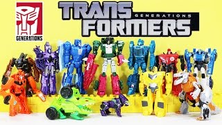 The BEST of Transformers Generations Titans Return Part 1