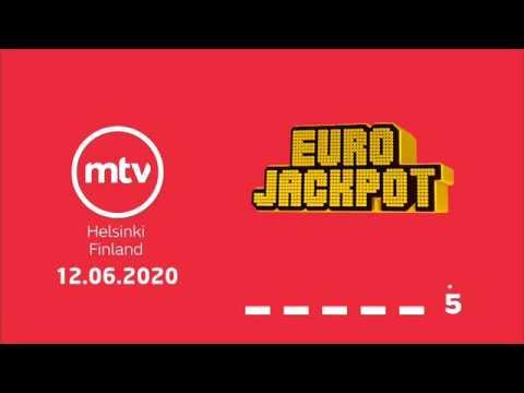Eurojackpot 31.07 20