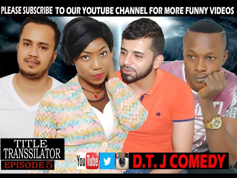 D T J comedy (Translator) This video will make you Love D.T.J Comedy more