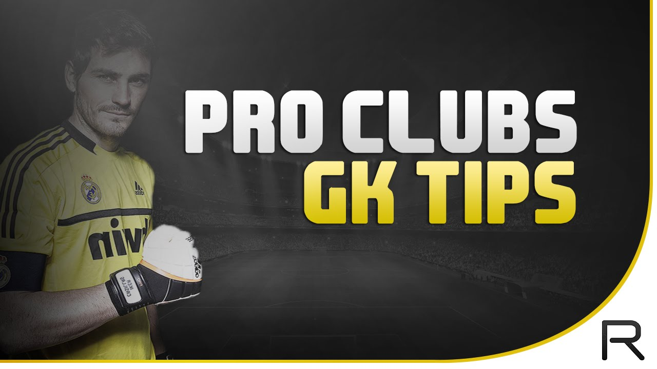 FIFA 15: Pro Clubs GK Tips - BEST build & First Impressions