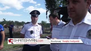 Ողբերգական ավտովթար Երևանում  ԱՄՆ դեսպանատան մոտ բախվել են Lada ն, Daewoo ն և Nissan ը