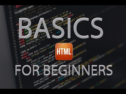 Learn HTML & HTML 5 Tutorial-2016