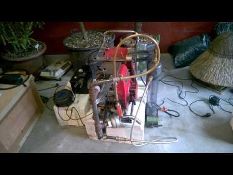 GEET life  Plasma Reactor or Vaporising Carburettor  Part 1 of 5