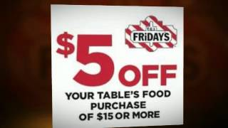 Coupons For TGI Fridays 2012 - Enjoy The Latest Coupons And Offers From TGI Fridays(, 2012-06-13T14:42:21.000Z)