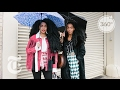 Street Style With the Quann Twins   The Daily 360   The New York Times