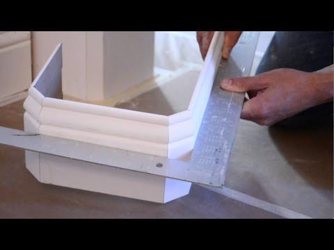 Bullnose Baseboard Corner Explained Youtube