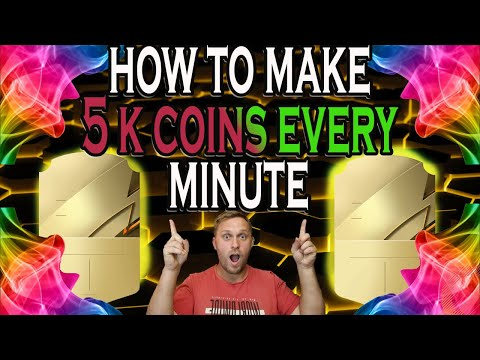 HOW TO MAKE 5K COINS EVERY MINUTE ON FIFA 22 DOING THESE FILTERS | INSANE MASS BIDDING/SNIPING FILTE