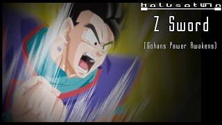 DBZ: Z Sword (Gohan's Power Awaken's) - HalusaTwin