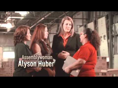 """Alyson Huber for Assembly - """"DART"""""""
