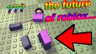 the future of roblox is WEIRD... (roblox in 2020)