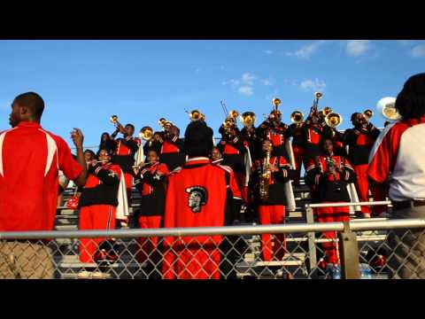 Banneker High School Marching Band- ESPN Fan Fare