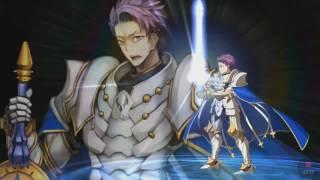 Fate/Grand Order Lancelot (Saber) NP Skill