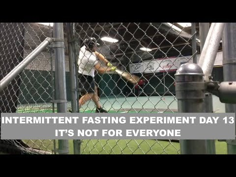 Marc Lobliner's Intermittent Fasting Experiment