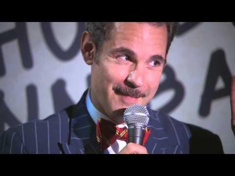 "A taste of PAUL F. TOMPKINS on ""SET LIST: Standup w/o A Net"" on Sky Atlantic UK"