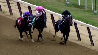 7-1-16 Belmont Race 2 - Always Dreaming for Show