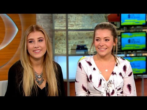 Maddie & Tae on new country album, tackling stereotypes