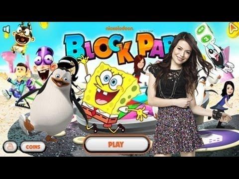 Spongebob Block Party – Nickelodeon Games