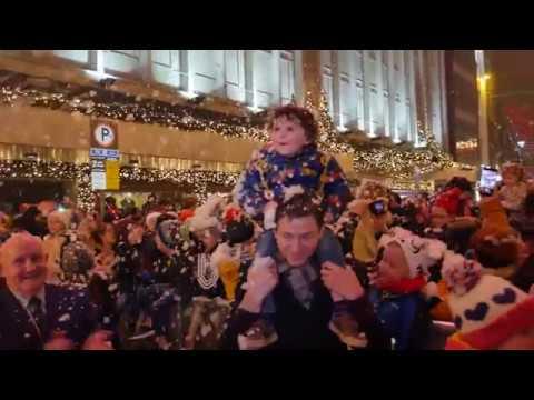 Neil Lights up Limerick for Christmas
