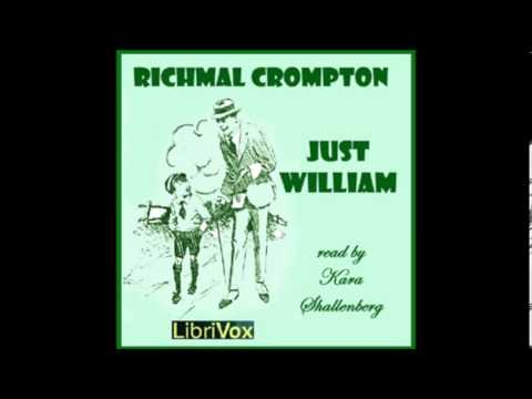 Just William by Richmal Crompton - 1/12. William Goes to the Pictures (read by Kara Shallenberg)