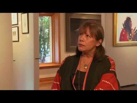 Artist Profiles with Ann Korologos | Roseta Santiago