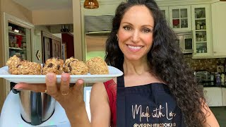 #Live 🥜 PEANUT PROTEIN BALLS Recipe w/Cheryl from VeginnerCooking.com #PlantBased #CookingClass