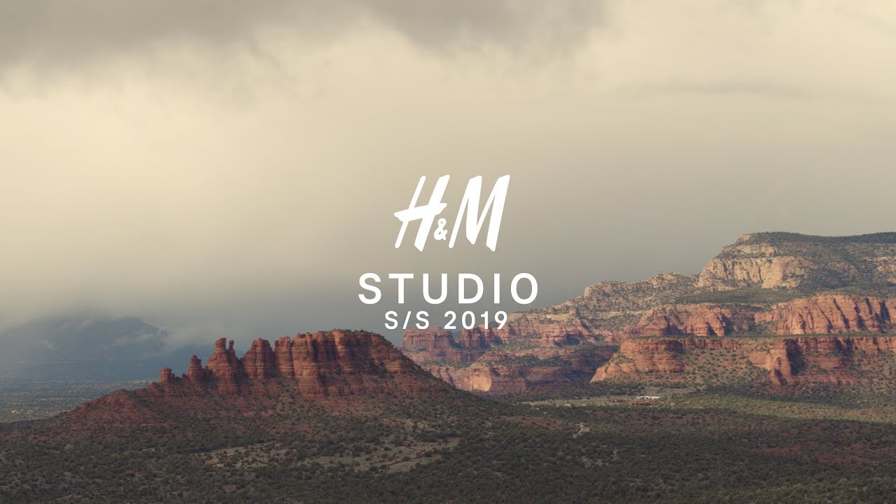 H&m Online Polska H M Spring Summer Collection 2019 H M Studio Immersive Theatre Experience In Sedona Arizona