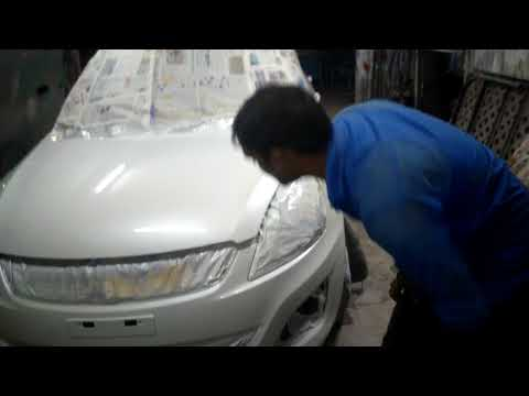 Dinting pinting auto body repair Faizabad road Lucknow Uttar Pradesh India Mobile 9325245071