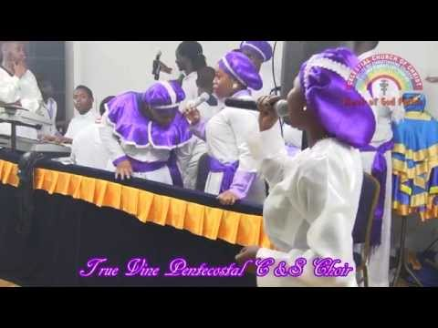 CCC Youth Ministry - Music Ministration True Vine Pentecostal C & S