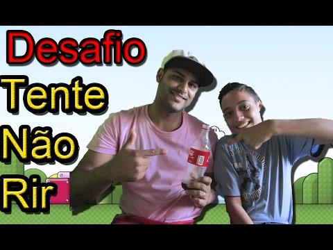 Tente Não Rir - Ft Mario Duarte - Otavio Domingues