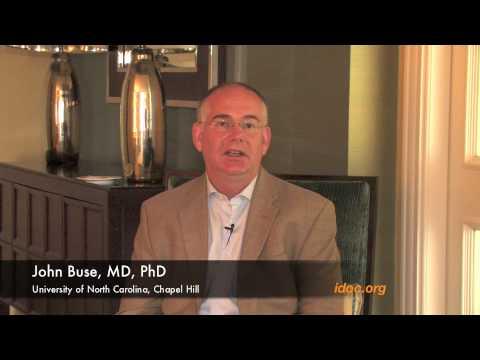 ADA-EASD consensus treatment algorithm for type 2 diabetes (John Buse, MD, PhD)