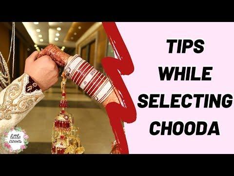 Tips for Selecting CHOODA    Wedding Series