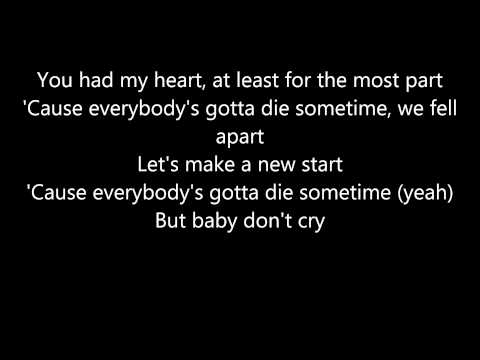 Avenged Sevenfold - A Little Piece Of Heaven [Lyrics]