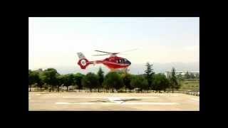 Helikopterin Kalkışı