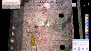 iRO Renewal: Thanatos Tower - Rune Knight & Arch Bishop