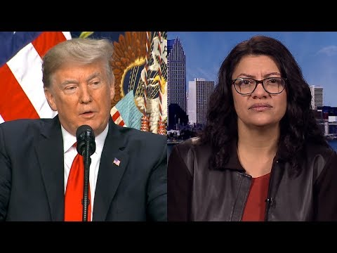 Rep. Rashida Tlaib: I Won't Apologize for My Comments About Trump—I Still Want to Impeach Him